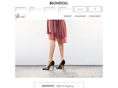 blondoll